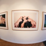 REN HANG Exhibition at Gallery 104 Kleber