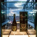 Dom Pérignon x Iris Van Herpen Bottle Reveal