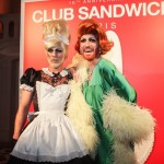 CLUB SANDWICH 10th Birthday Party x MAC Cosmetics at Hotel Salomon Rothschild