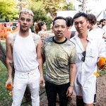 "KENZO New campaign film private Screening – ""Here Now"" by Gregg Araki- & Garden Party"