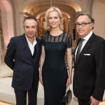 Dior Institut at Plaza Athénée Re Opening Cocktail Party W/ Eva Herzigova