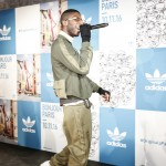 Bonjour Paris: adidas originals New Shop Opening Party