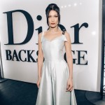 DIOR  Backstage Party Hosted By Bella Hadid