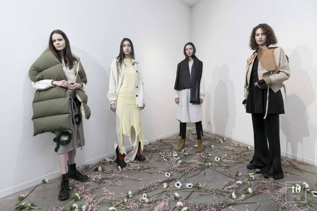 PINGHE AW17 PRESENTATION