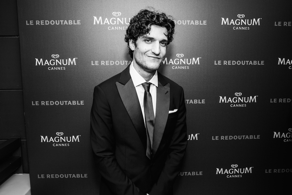 """LE REDOUTABLE"" AFTER SCREENING MAGNUM PARTY AT SILENCIO"