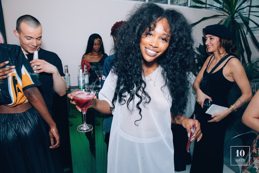Dull Magazine x SZA Villa Cocktail Party