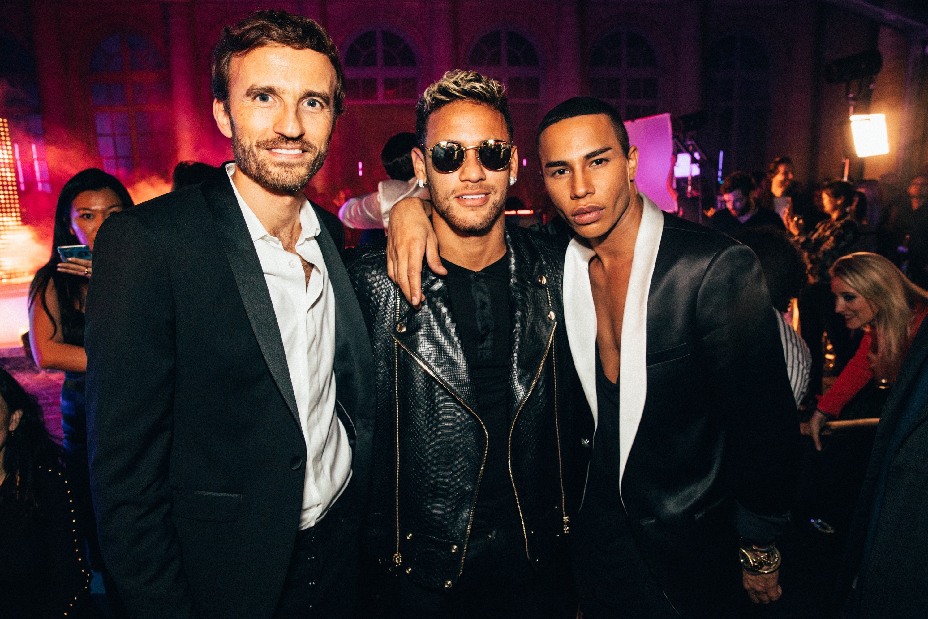 L'OREAL PARIS x BALMAIN PFW PARTY