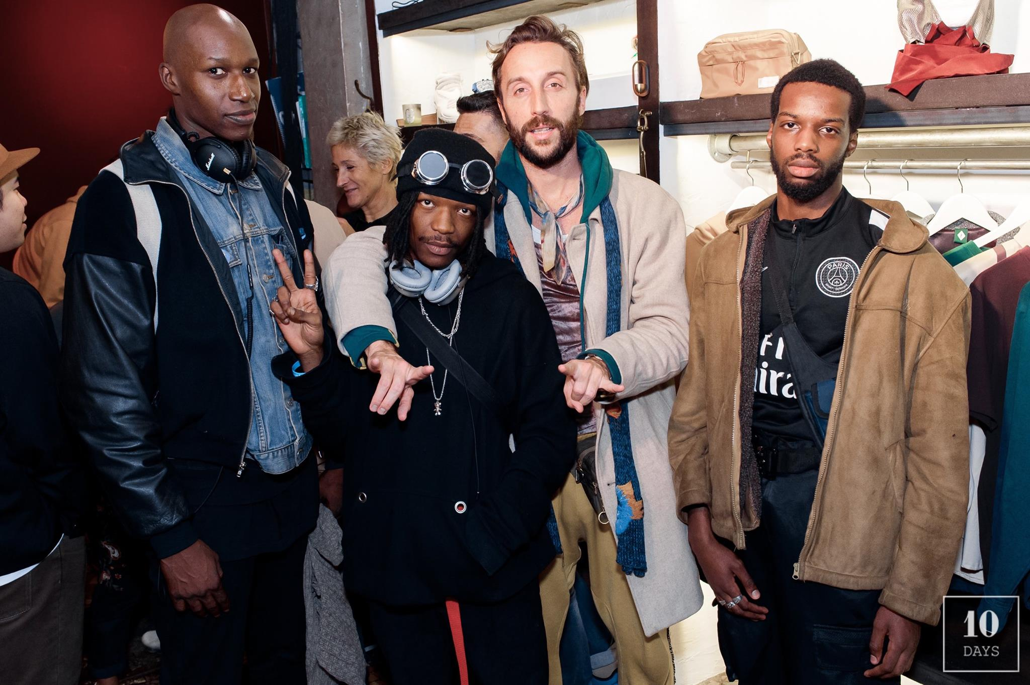 [ARCHIVES OCT. 17] G-SHOCK x PIGALLE Collaboration Launching Party