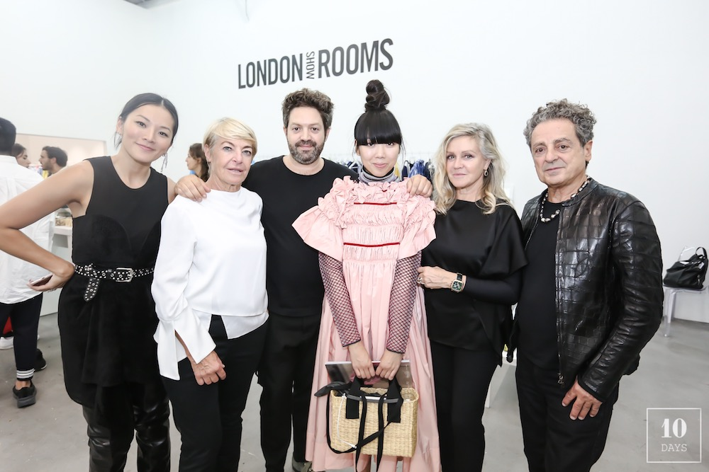 London Show Rooms x TRANOÏ WEEK Cocktail Party