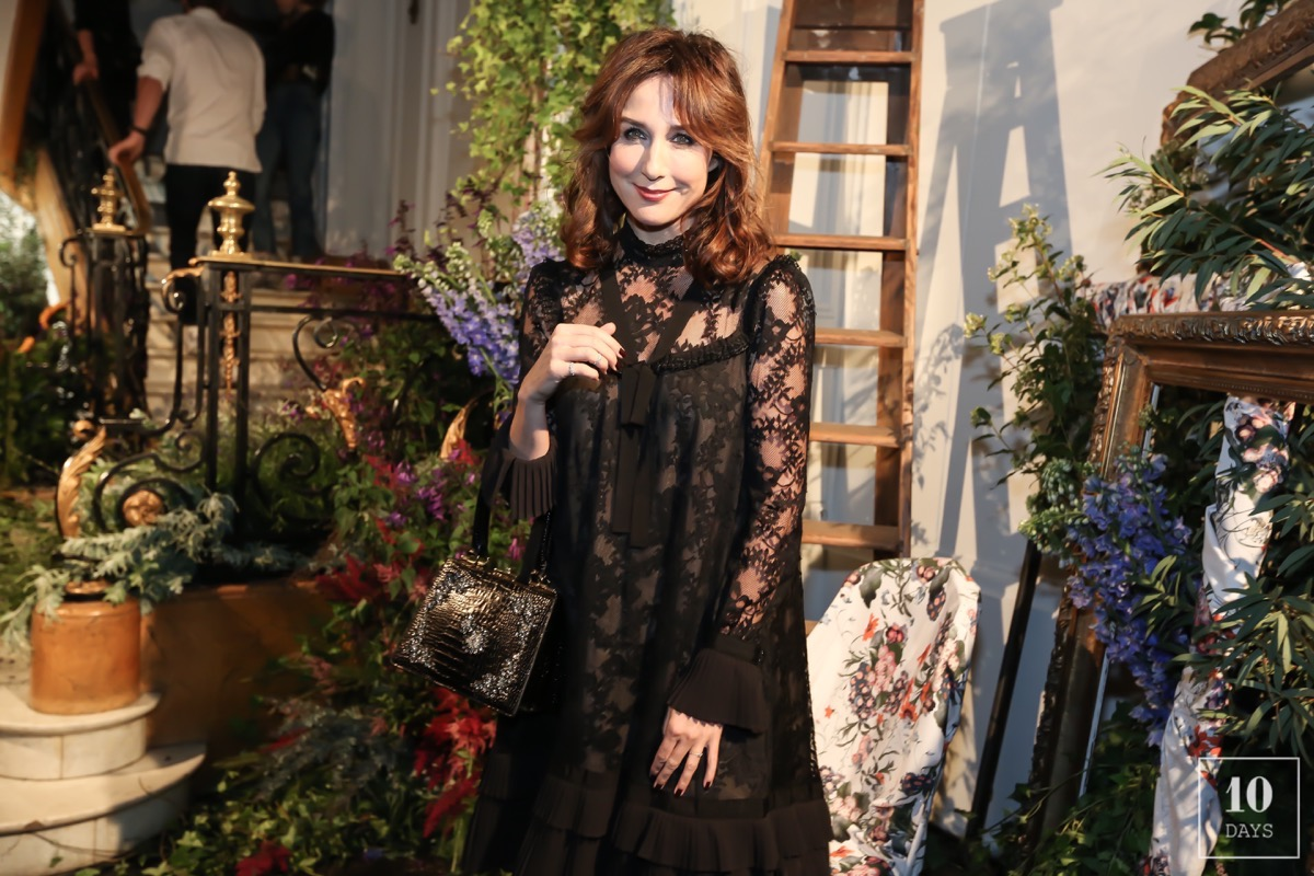 H&M x Erdem Collaboration Launching Party
