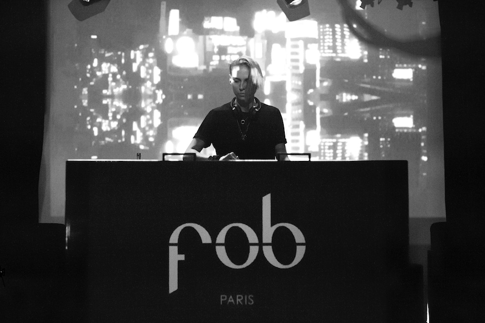 FOB PARIS PFW PARTY AT LES BAINS