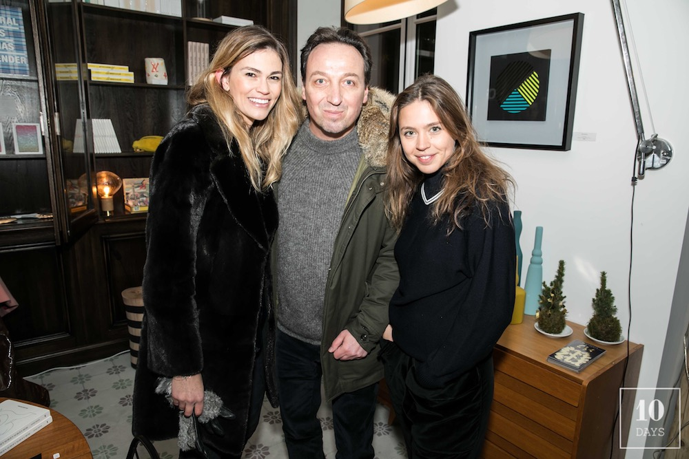 Studio Marant & Flash Design Store Pop Up Store Launching at The Hoxton