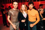 "Paco Rabanne's ""Music Machine"" Launching Party at Galeries Lafayette"