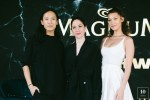 Magnum Conference de presse Belle Hadid x Alexander Wang