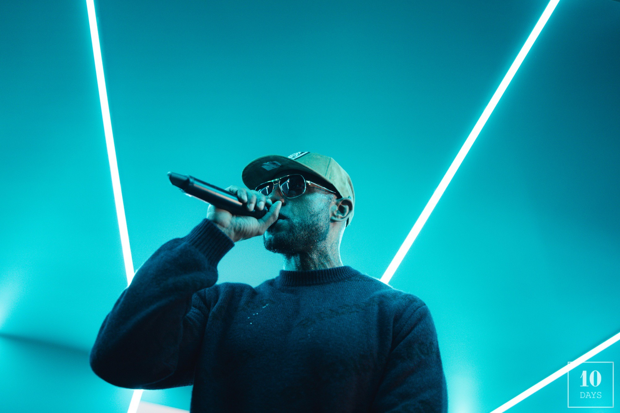 Reebok teams up with Booba for a private showcase arthur mestrot