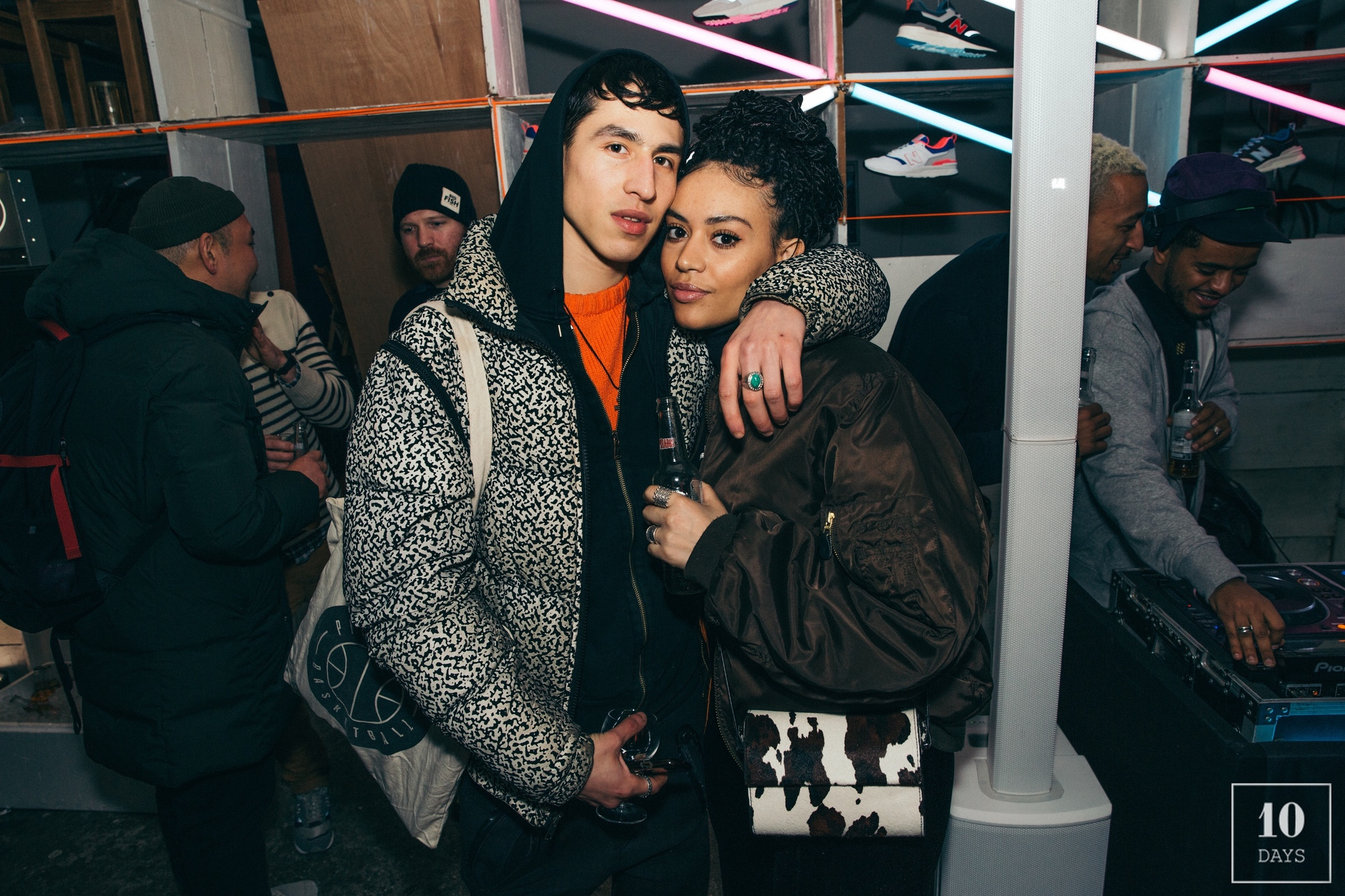 New balance N97 Launch Party