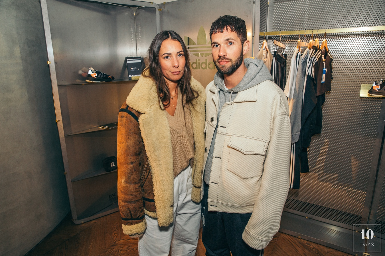 adidas x Blanche Partnership Launch Party