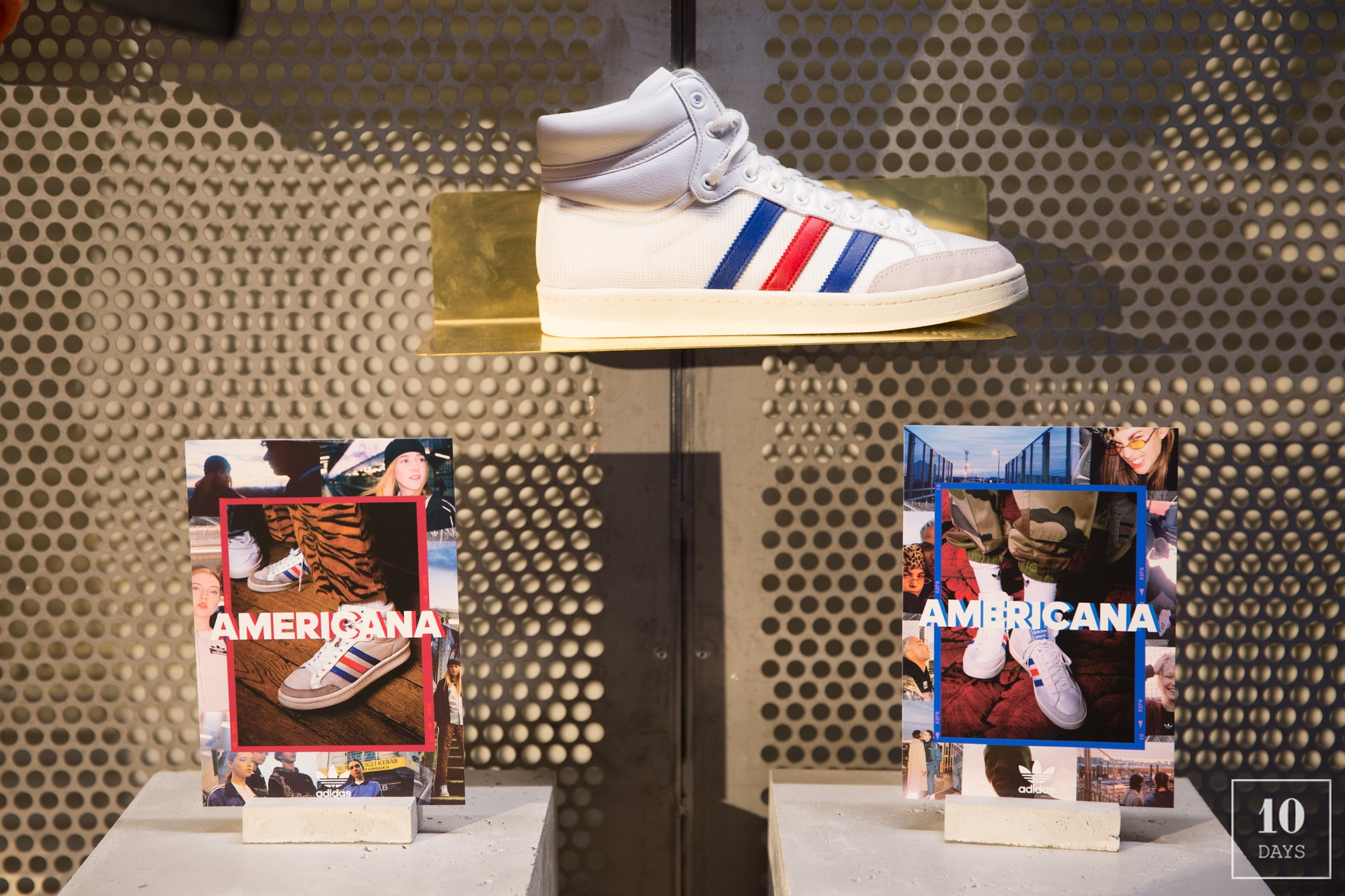 ADIDAS AMERICANA LAUNCH PARTY AT 21BLANCHE