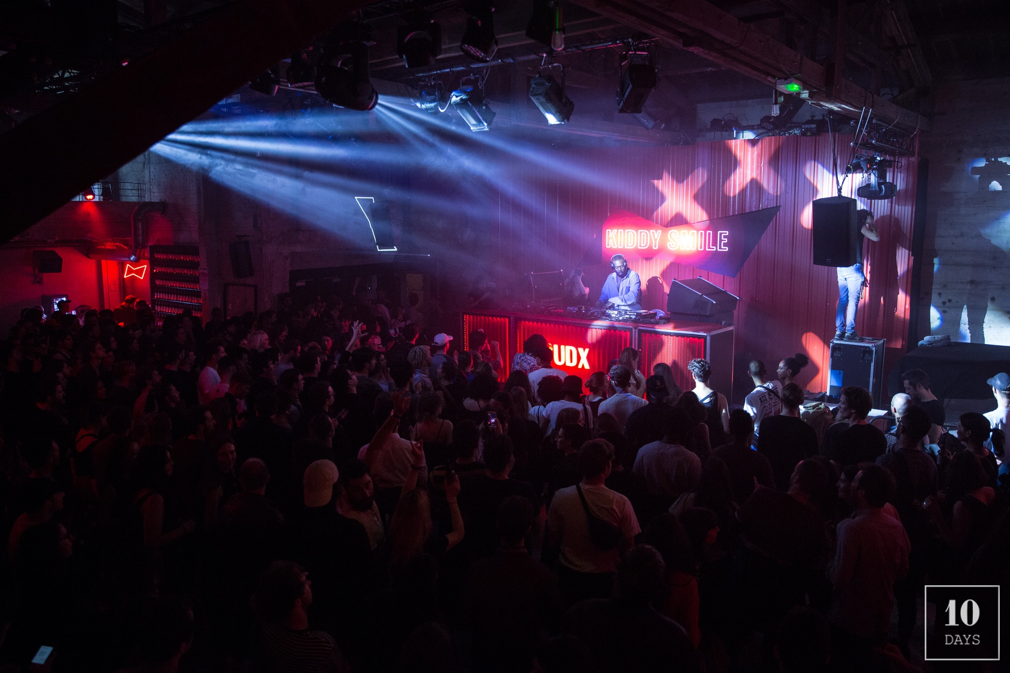 BUDX PARIS DAY 2 Feat Kiddy Smile, Maceo Plex and More arthur mestrot