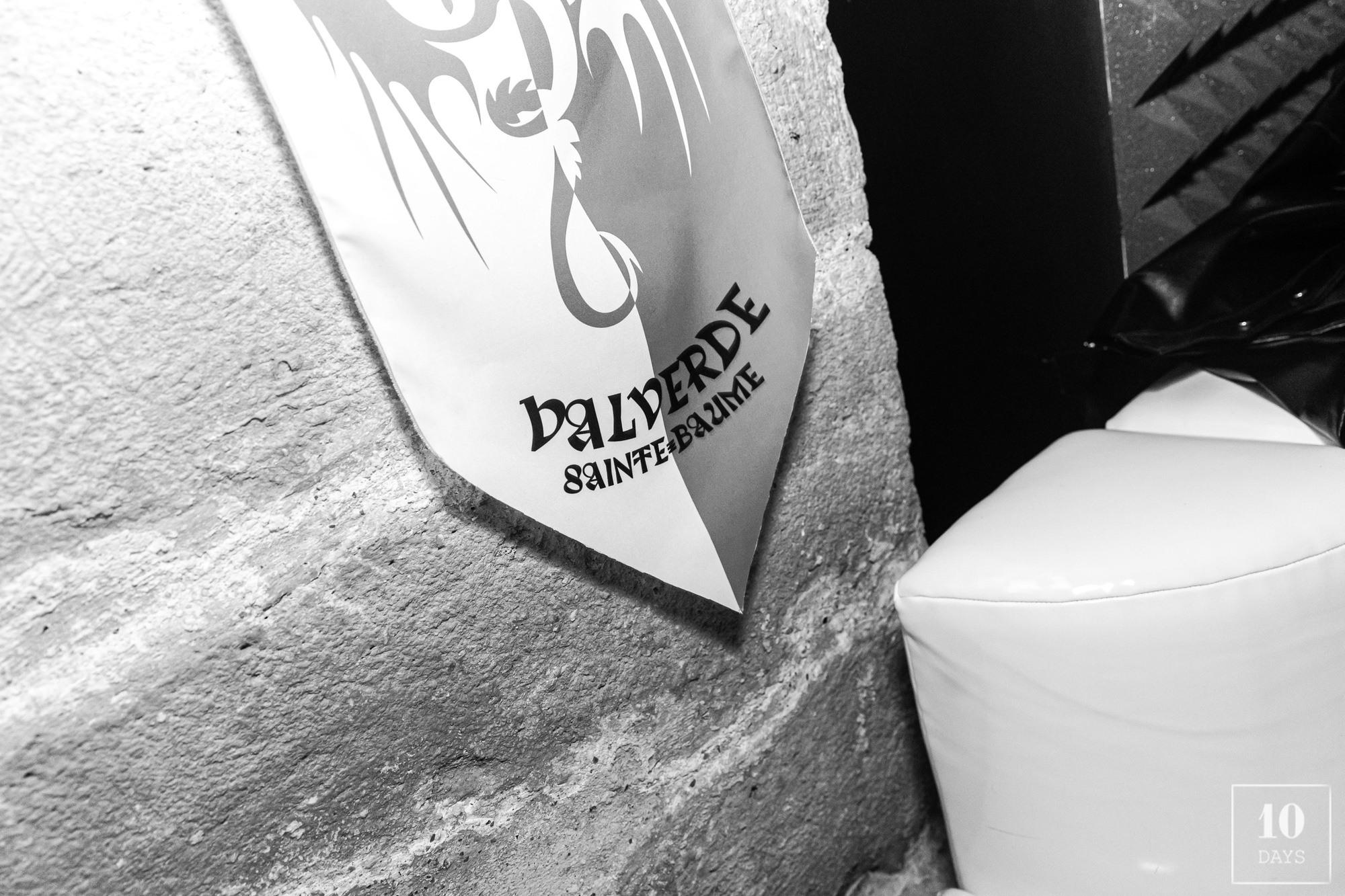 VALVERDE SAINTE-BAUME CELEBRATION PARTY AT SERPENT A PLUME