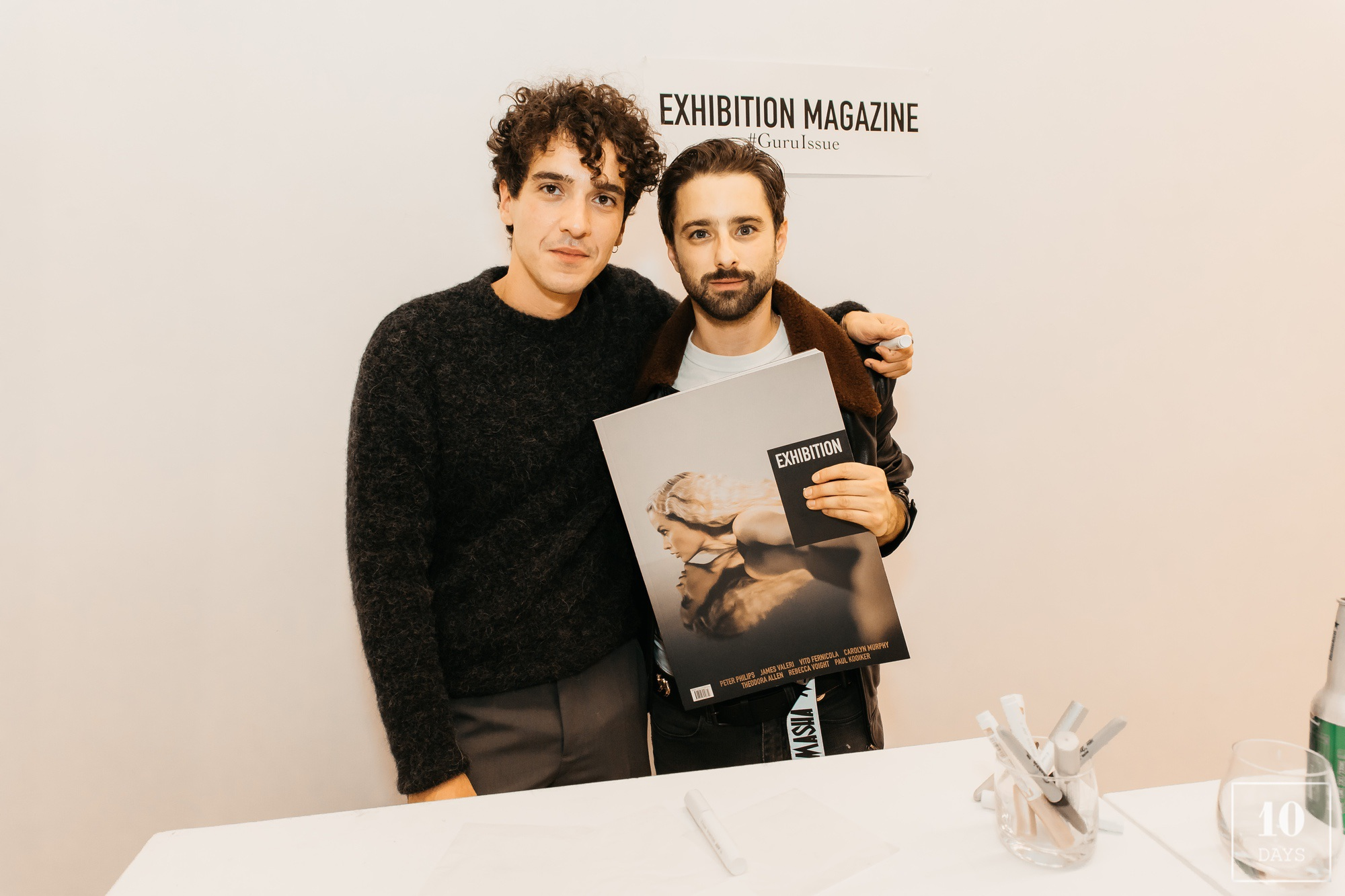 Exhibition Magazine / Guru Issue Launching & Signature