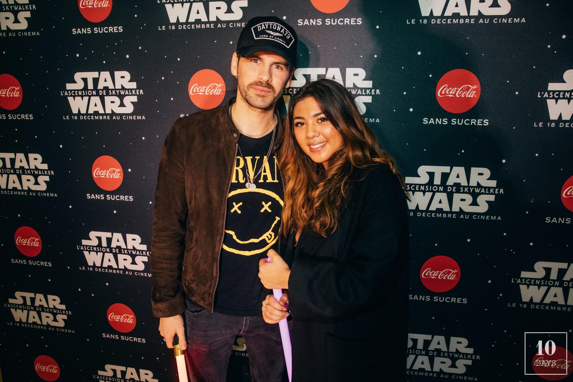 Star Wars Screening by Coca Cola