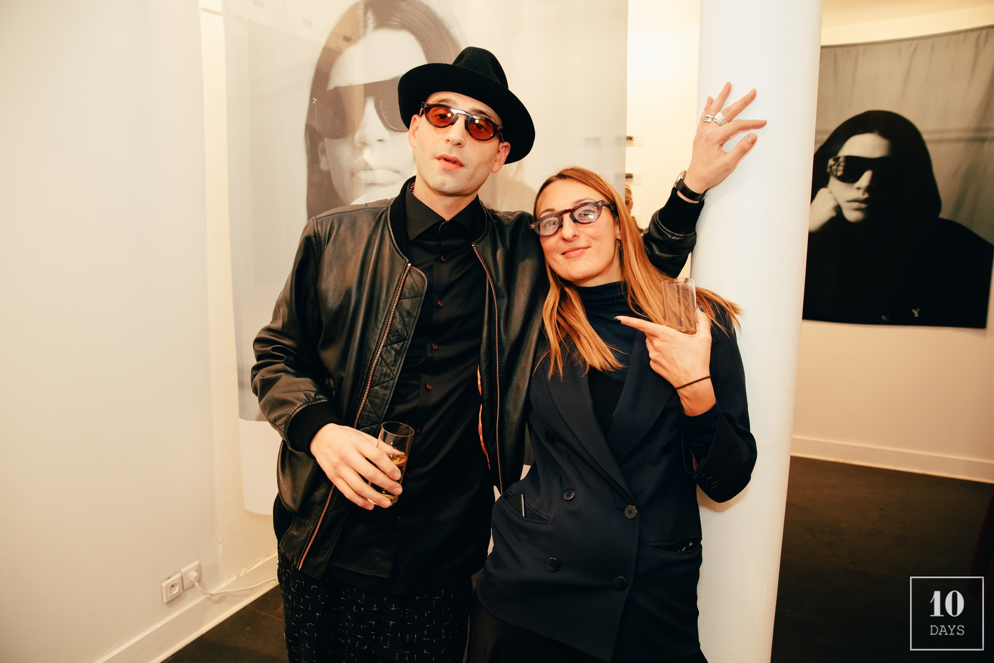 ADRIAN MUSTELIN OPTICAL DEPARTMENT Launching Cocktail Party