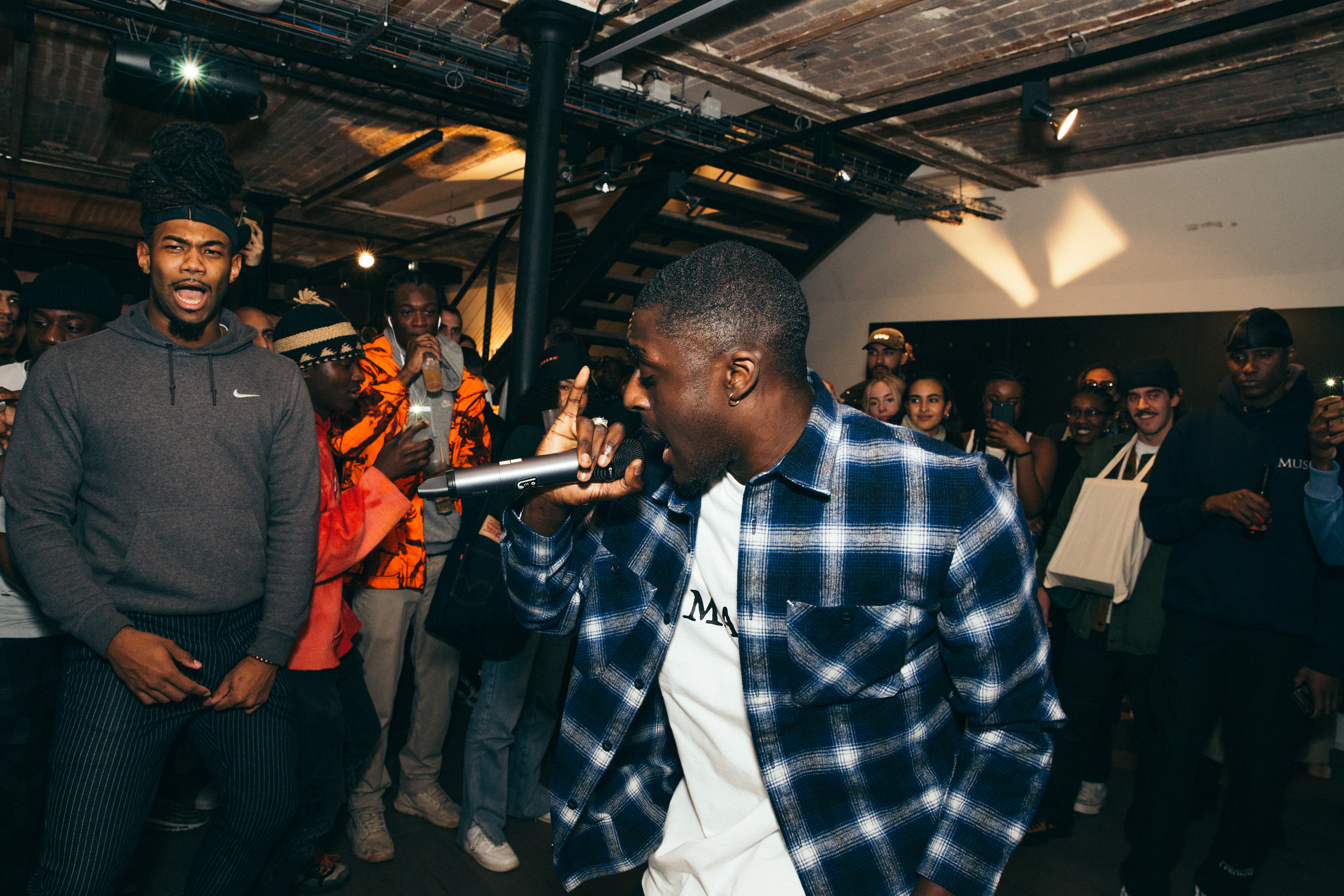Converse's Pro Leather Celebration at the Faubourg