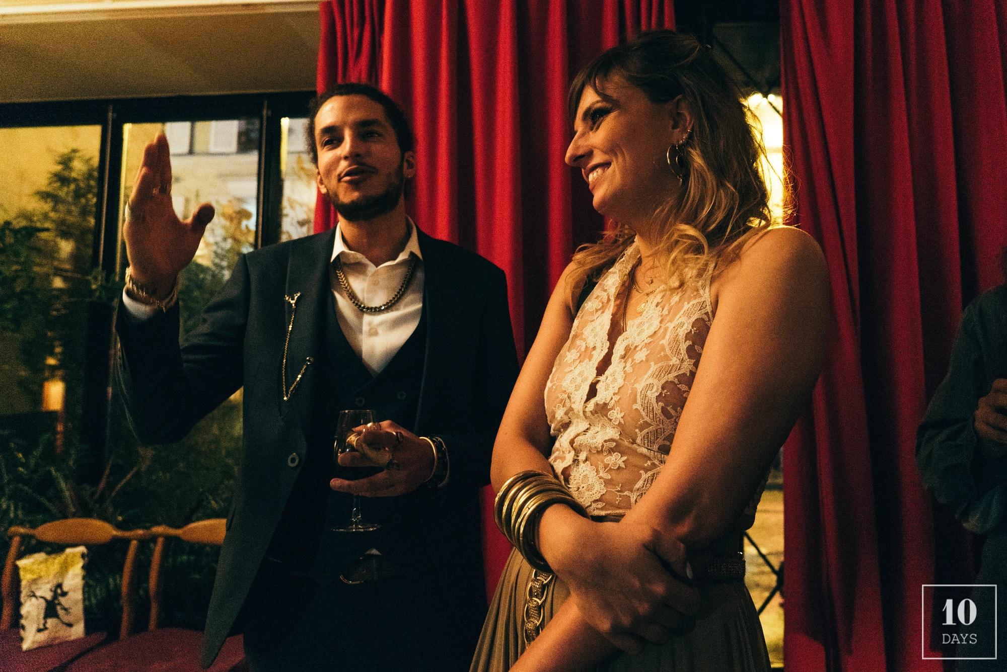 Allez l'amour Cocktail Party