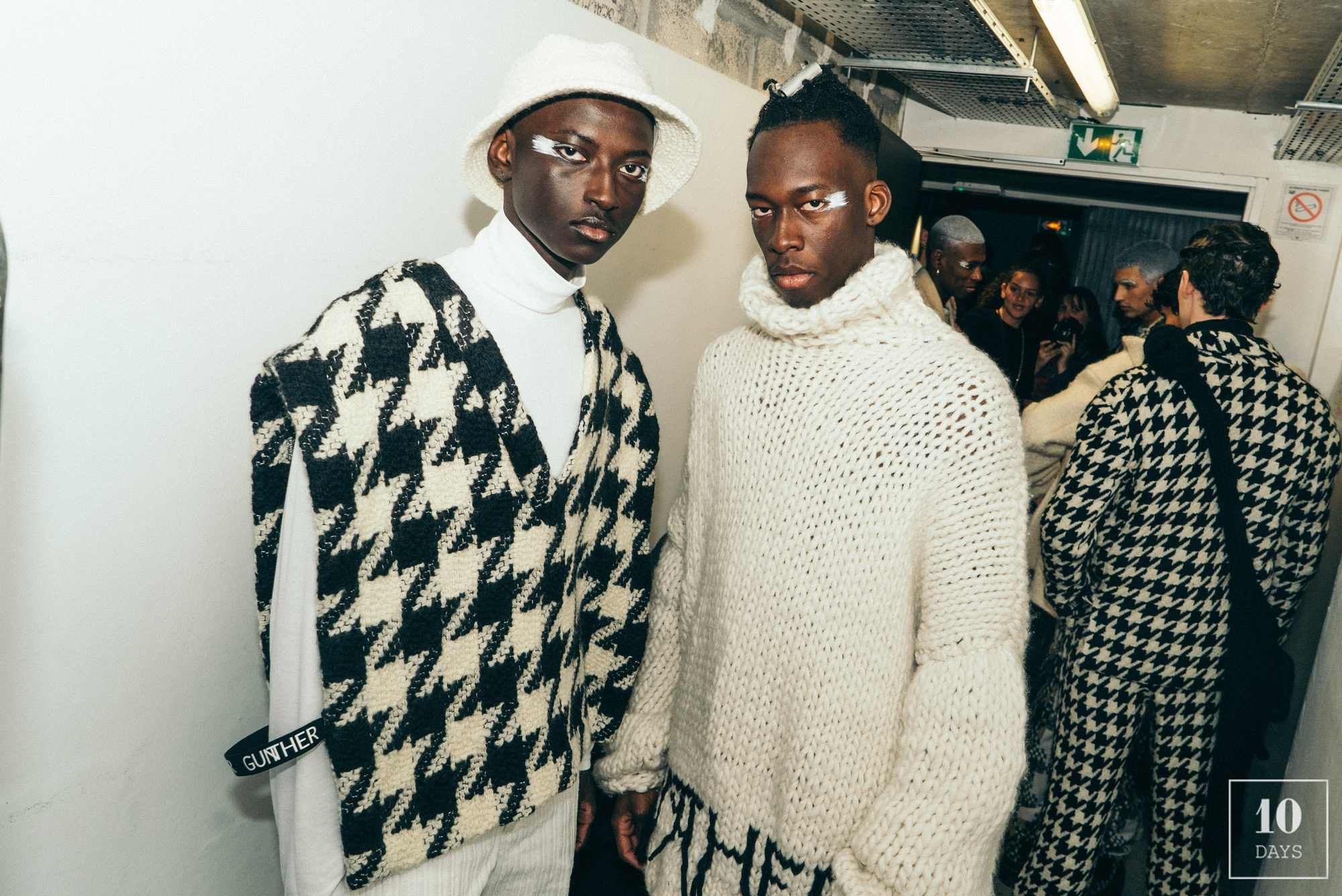 GUNTHER AW20/21 BACKSTAGE