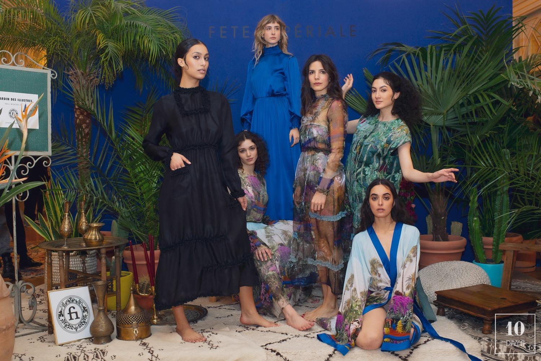 Fete impériale – Womenswear FW20 arthur mestrot