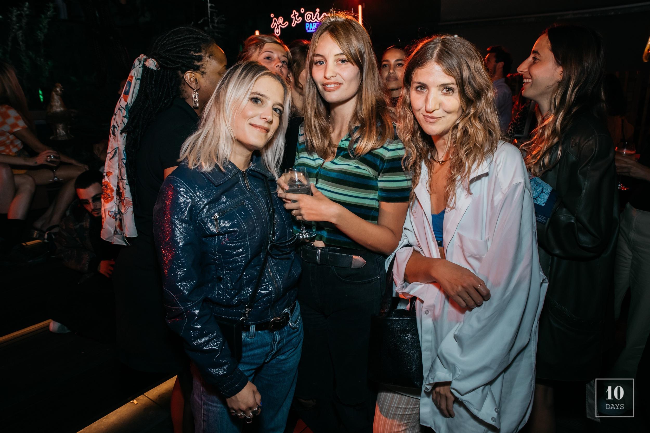 Citizen M Champ Elysée Opening party w/ Je t'aime Party & 10DAYS