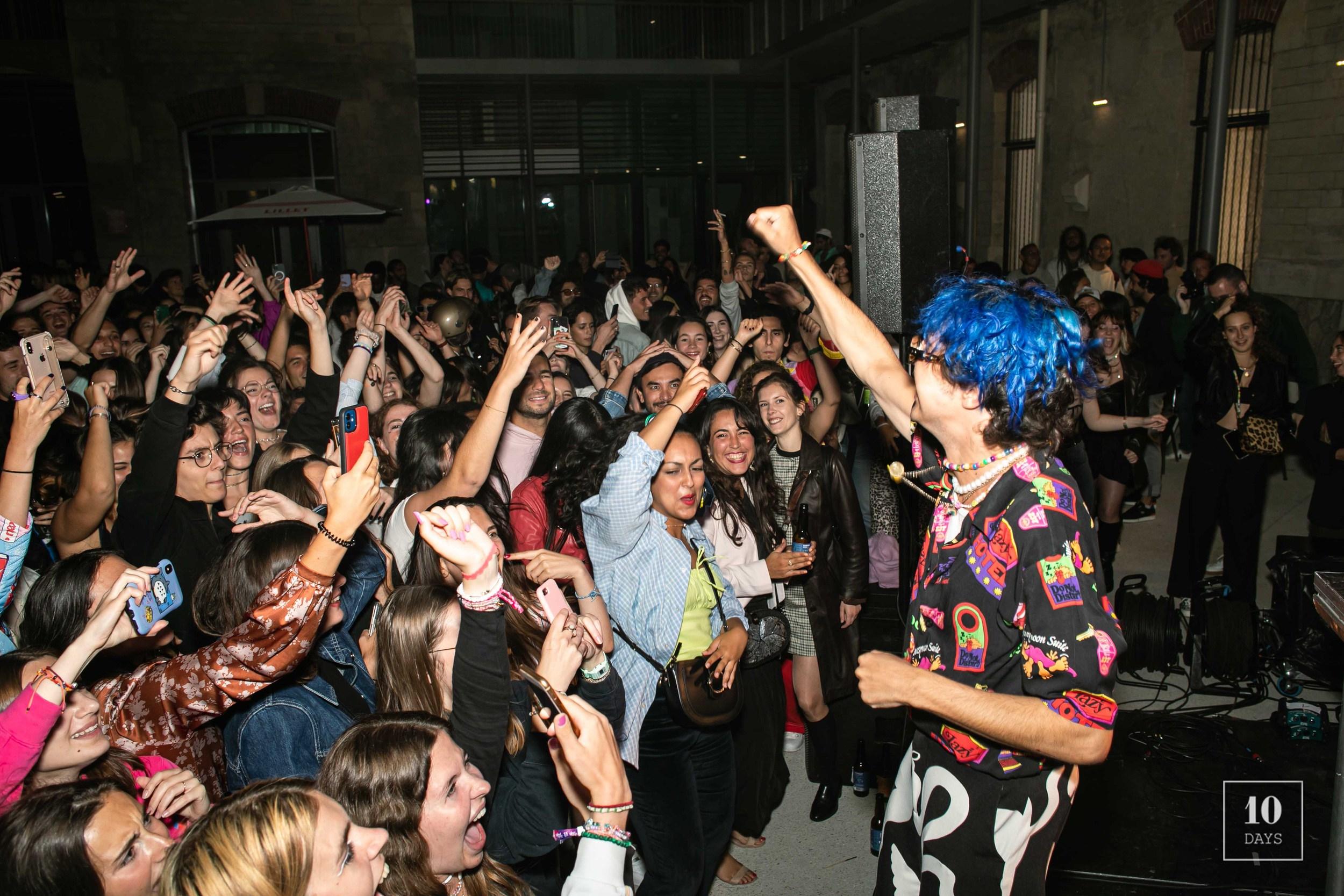 Sooo Pop Party x La Caserne