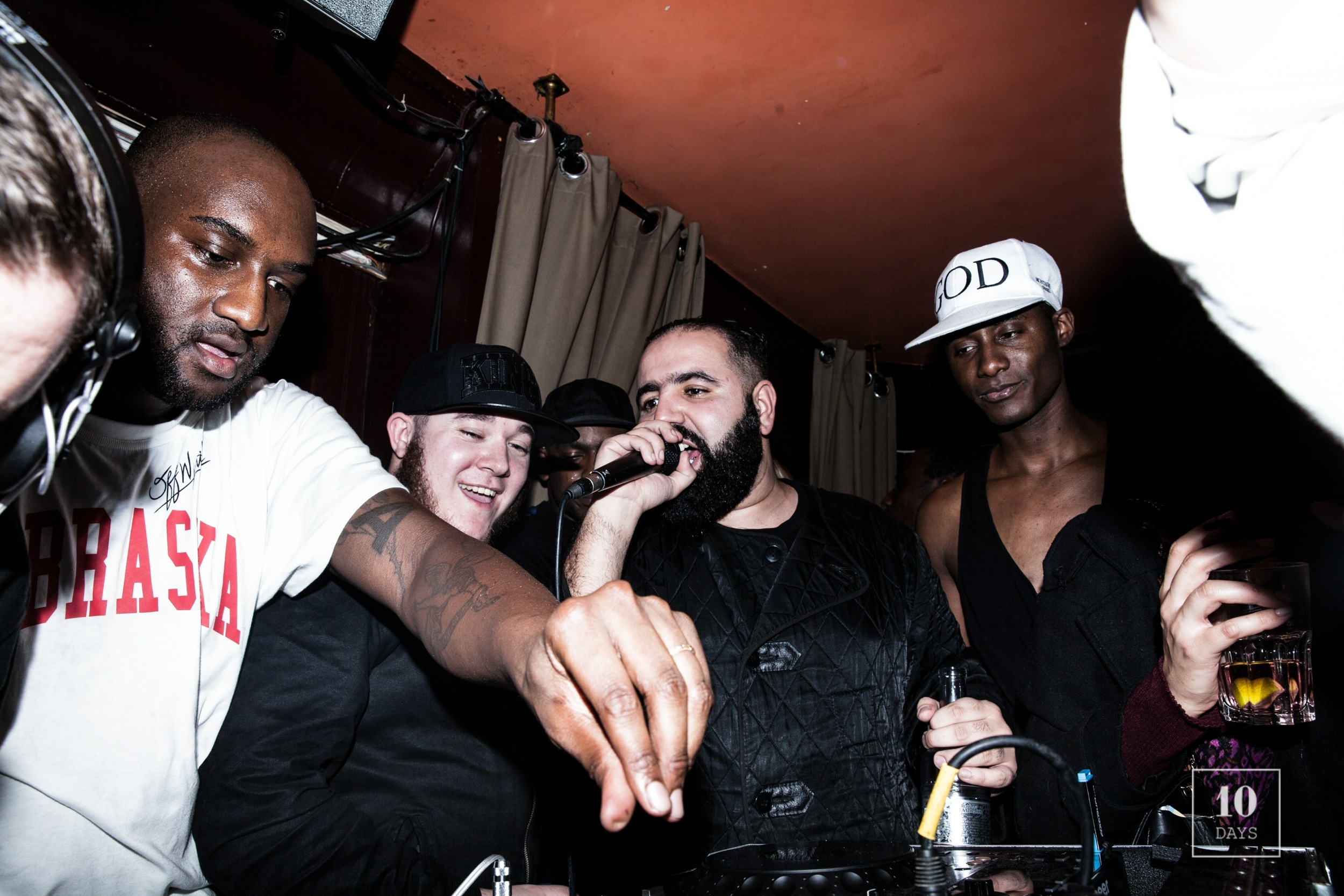 [ARCHIVES JANV. 15] PIGALLE AFTERSHOW PARTY AT CARMEN