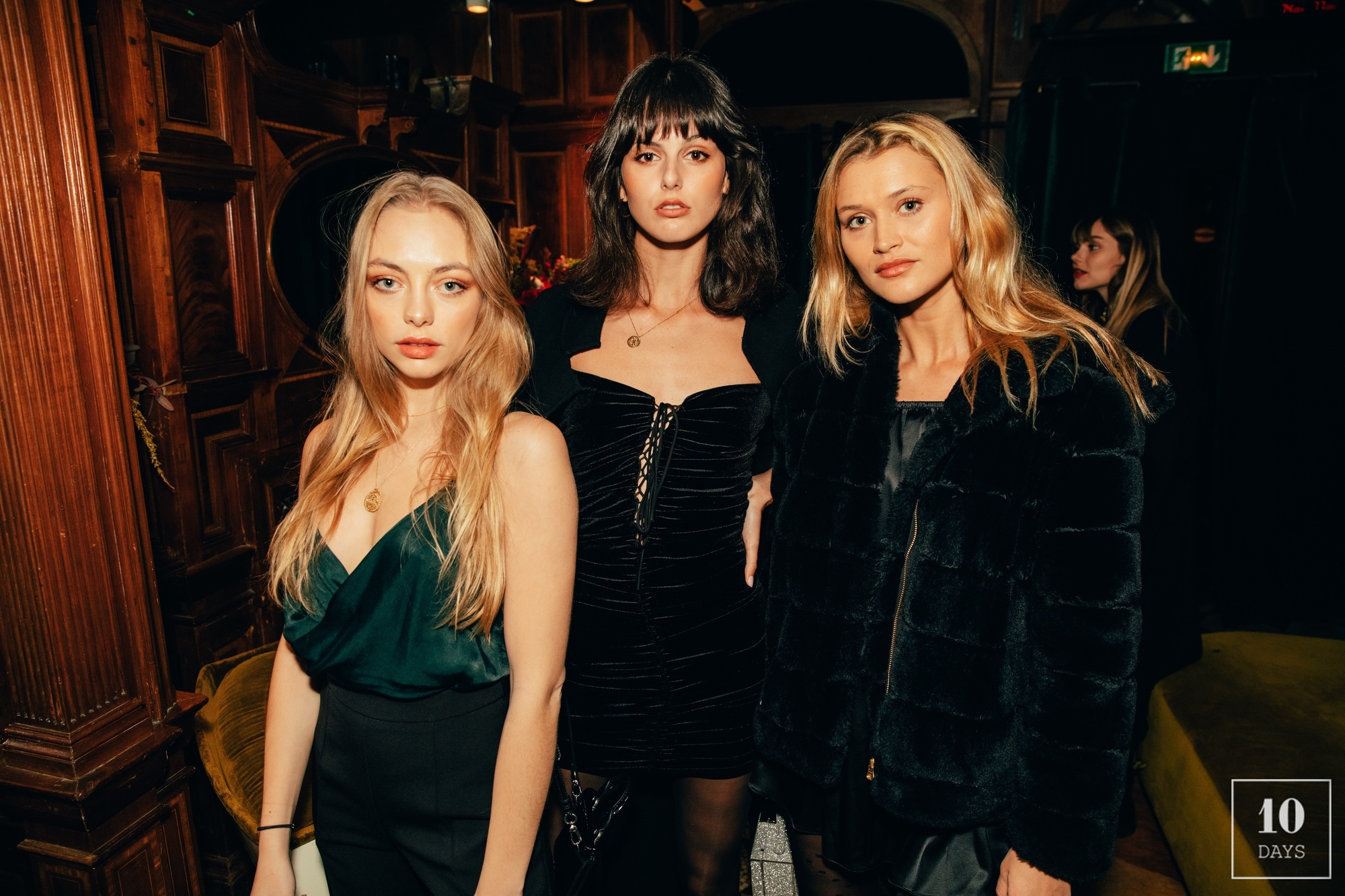 Charles & Keith Christmas Dinner at Hotel Bourbon
