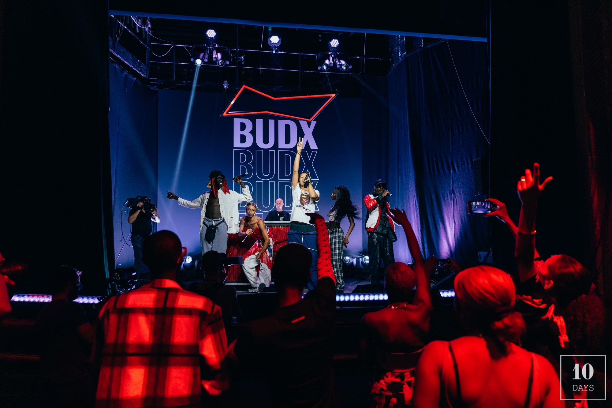 BUDX / Lala &ce x Blase – SP&CIAL Release Performance arthur mestrot