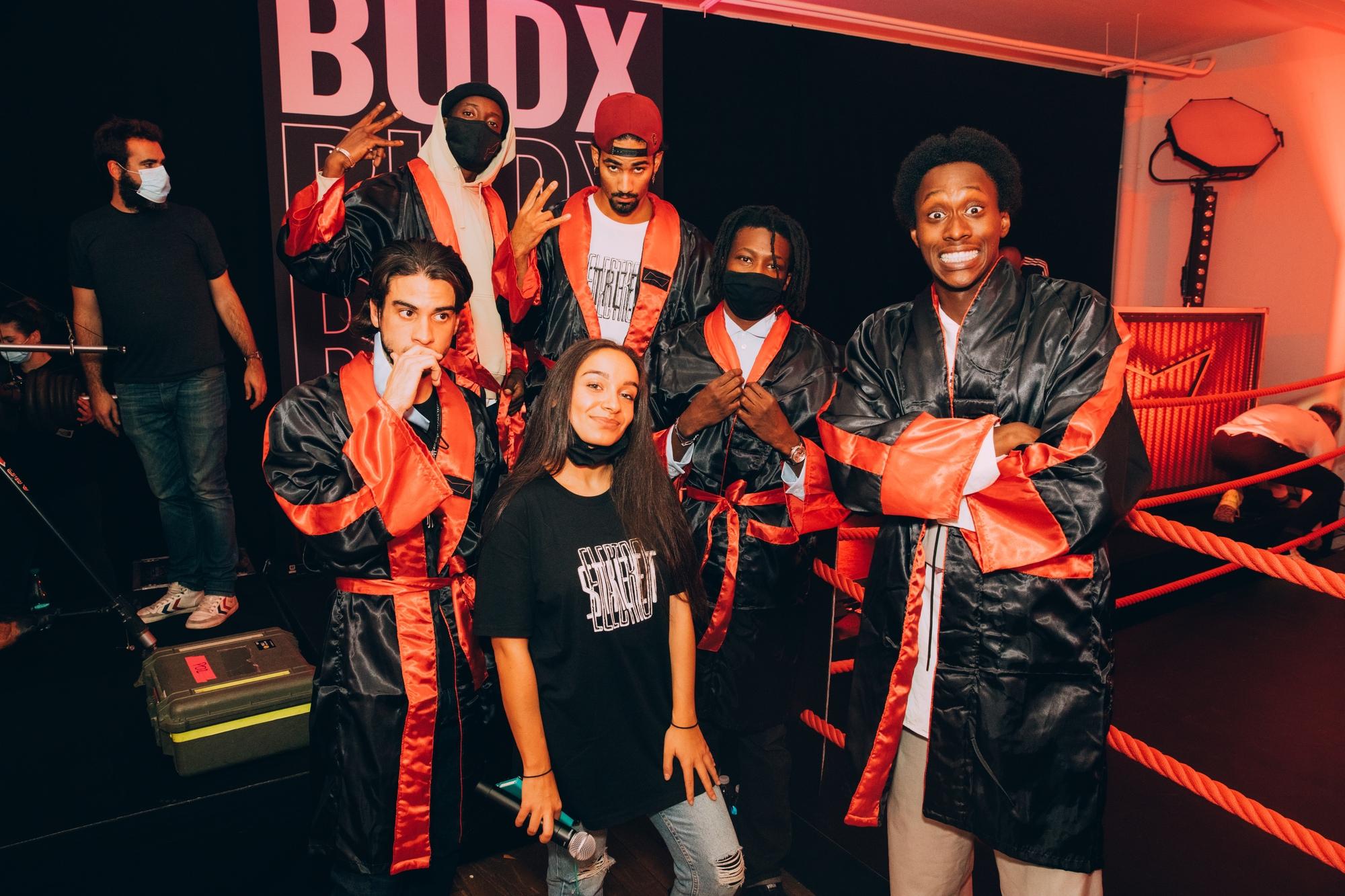 BUDX celebrated dance w/ Electro Street & Brahim Zaibat