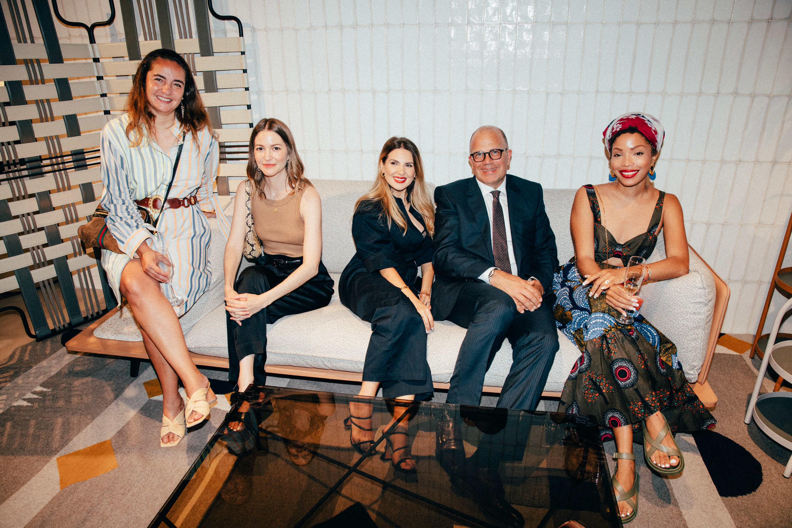 Press and Influence Dinner at La Manufacture Boutique
